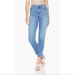 Levi's Mile High Slim Cropped Jean